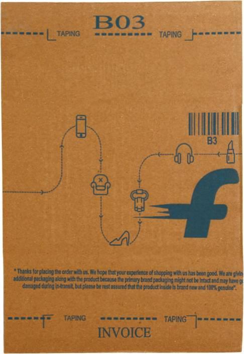 Flipkart Carton Box B3 10 x 8.5 x 6.5 inch
