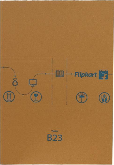 Flipkart Carton Box B23 21 x 16 x 6.5 inch