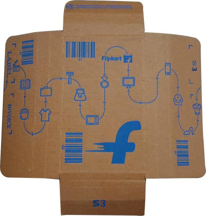Flipkart Carton Box S3 12 x 10 x 2 inch
