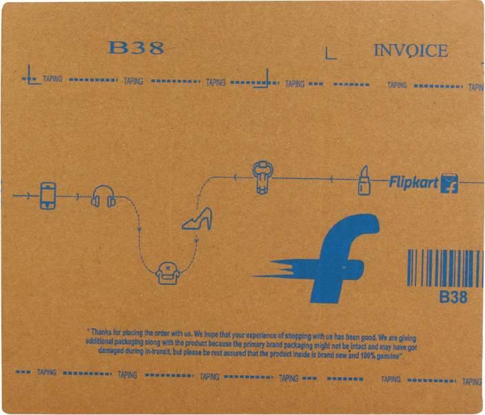 Flipkart Carton Box B38 12 x 6 x 4 inch