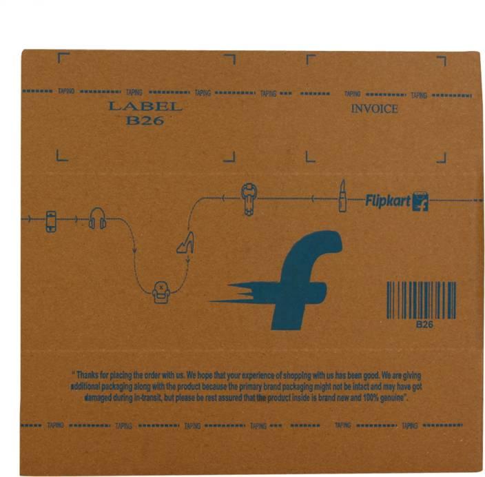 Flipkart Carton Box B26 13.5 x 7 x 5 inch