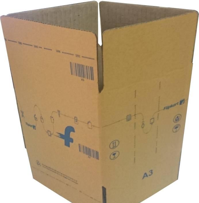 Flipkart Carton Box A3 5.3 x 5.3 x 5.3 inch