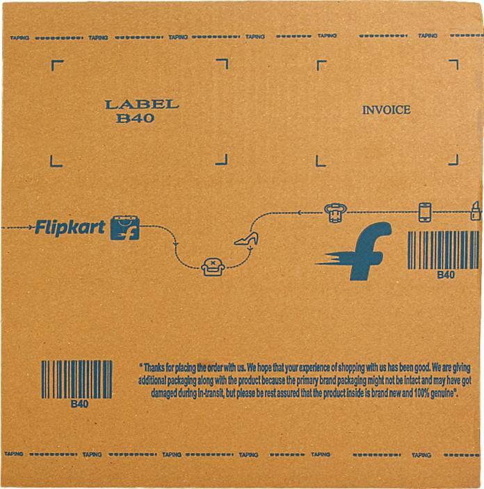 Flipkart Carton Box B40 14 x 11 x 3 inch