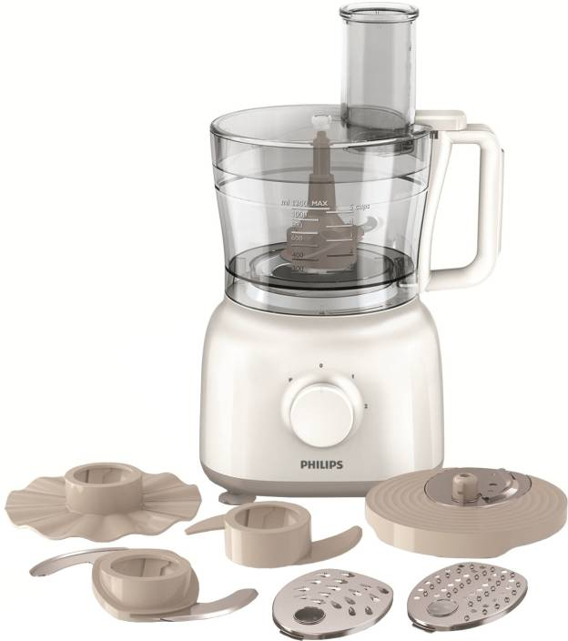 Philips Hr 7627 650 W Food Processor Price In India Buy Philips Hr