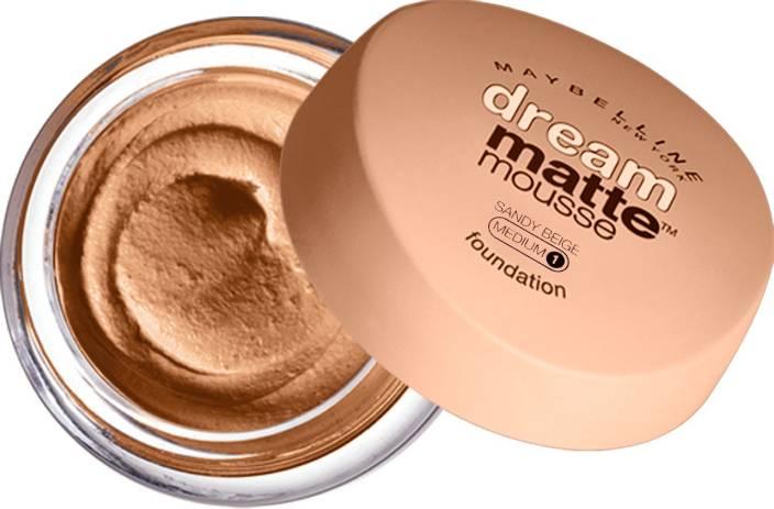 Maybelline Dream Matte Mousse Foundation - 18 g
