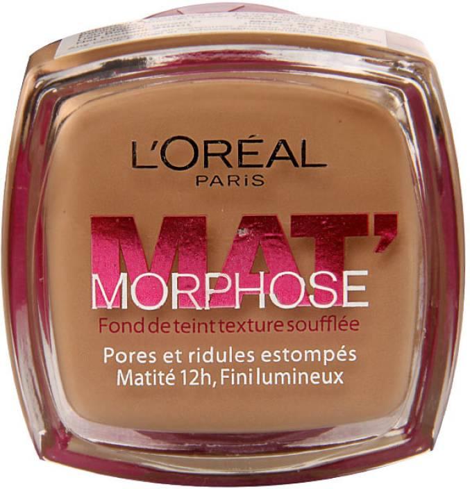 Loreal Paris Feather – Light Souffle Matte Morphose Foundation (Beige Natural – 140)