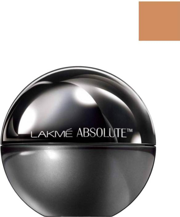 Lakme Absolute Mattreal Skin Natural Mousse SPF 8 Foundation