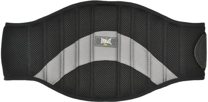 Everlast Weightlifting Black, Grey Weight Belt