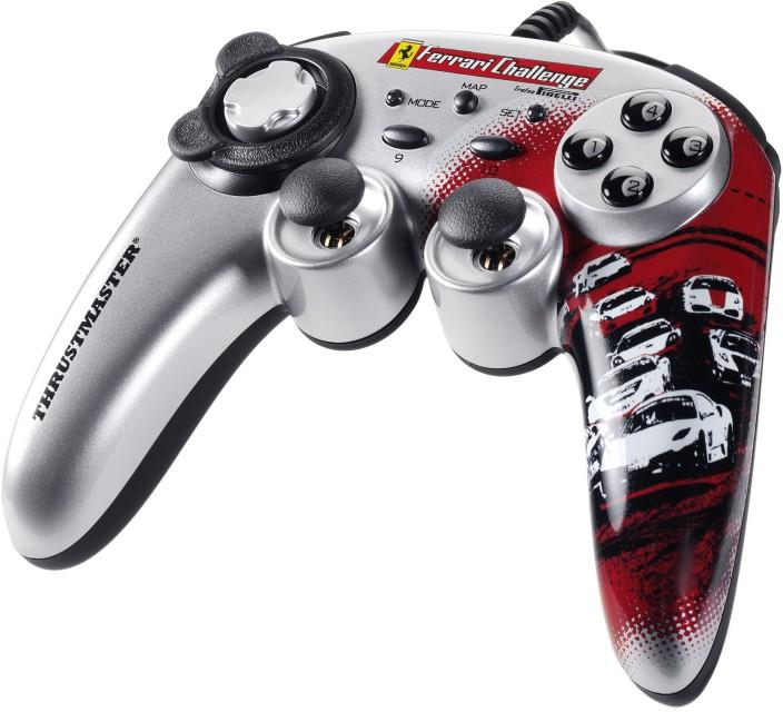 Thrustmaster Ferrari F430 Challenge Gamepad Driver for Windows Download