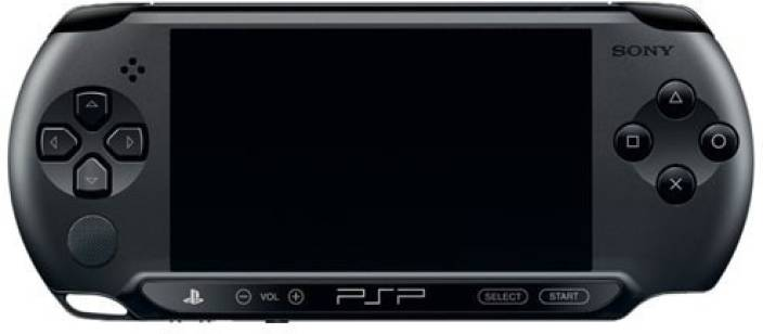 70b37708a5446 Sony PSP Price in India - Buy Sony PSP Charcoal Black Online - Sony ...