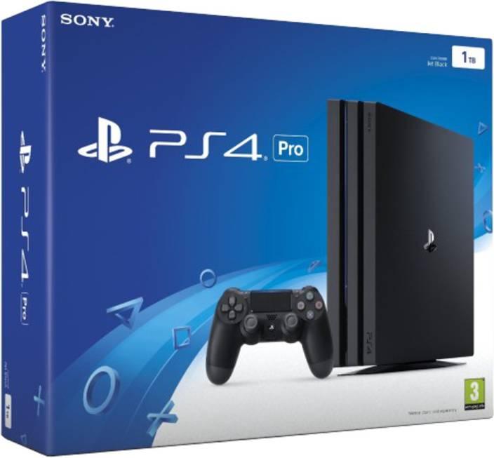 sony playstation 4 pro. sony playstation 4 (ps4) pro 1 tb playstation y