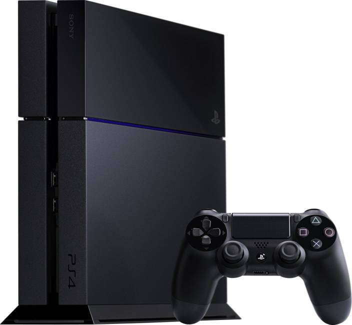 cb1ef6bc38 Sony PlayStation 4 (PS4) 500 GB Price in India - Buy Sony ...