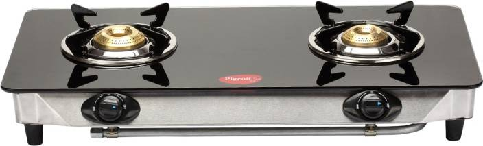 Pigeon Blaze 2 Steel Automatic Gas Stove