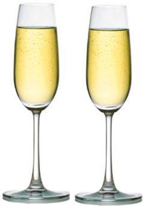 Ocean madison flute champagne glass set price in india for Buy champagne glasses online