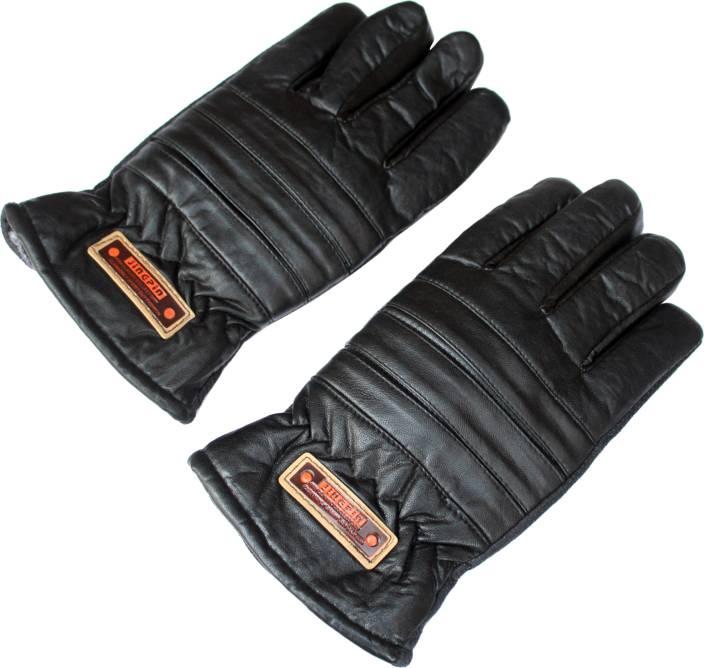 Darito Solid Winter Men's Gloves