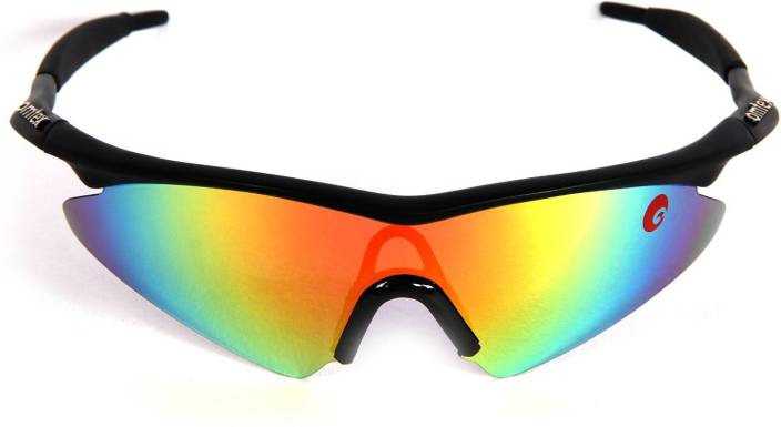 48b19845f8e Omtex Prime Rainbow Cricket Goggles - Buy Omtex Prime Rainbow Cricket  Goggles Online at Best Prices in India - Sports   Fitness