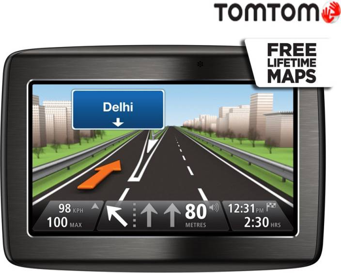 Tomtom Via  Gps Device
