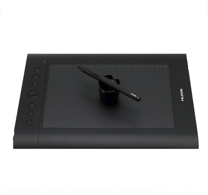 Huion H610 Pro HUION-01 14.17 x 9.44 inch Graphics Tablet