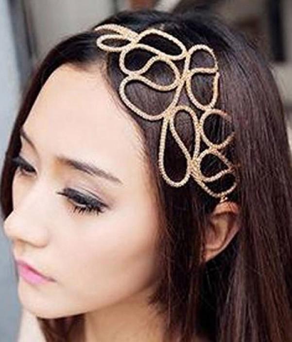 Alia beaded head-band