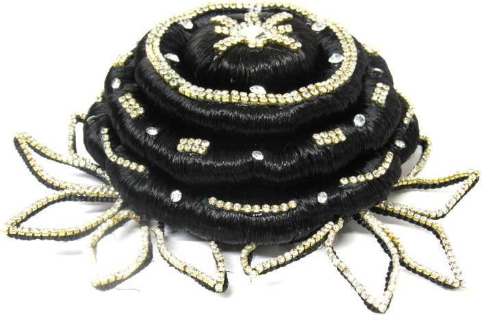 Krishna Creation Hair Juda Bun Price In India Buy Krishna Creation