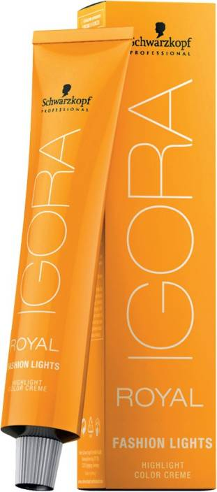 Schwarzkopf Igora Royal Cream Fashion Lights 60ml Red Violet L 89