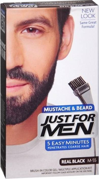 Just For Men Mustache & Beard Hair Color - Price in India, Buy Just ...