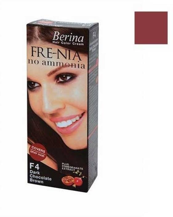 Berina Frenia Hair Color