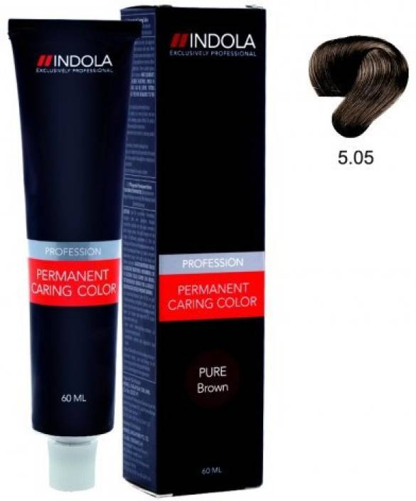 Indola Permanent Caring  Hair Color