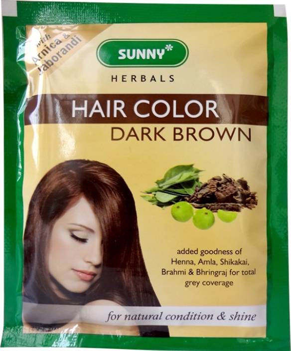 herbal color for hair henna baksons sunny pack of 12 hair color price in india buy