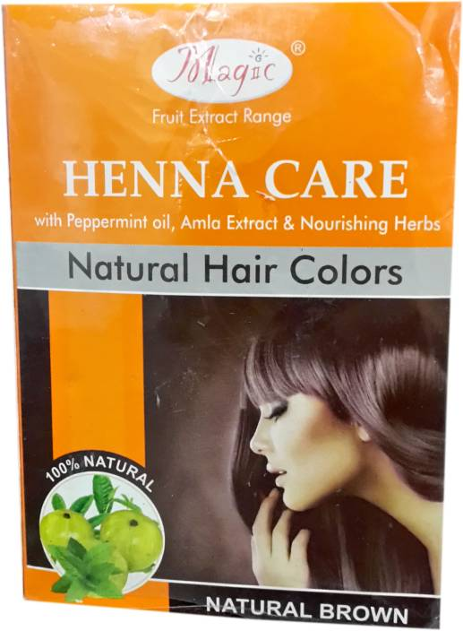 Nature Essence Magic Permanent Powder Hair Color