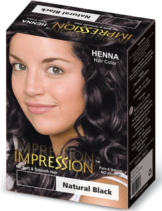 Impression Henna Based Hair Color Price In India Buy Impression