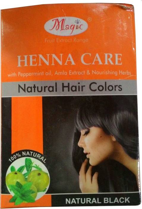 Nature S Natural Hair Colors Henna Care Hair Color Price In