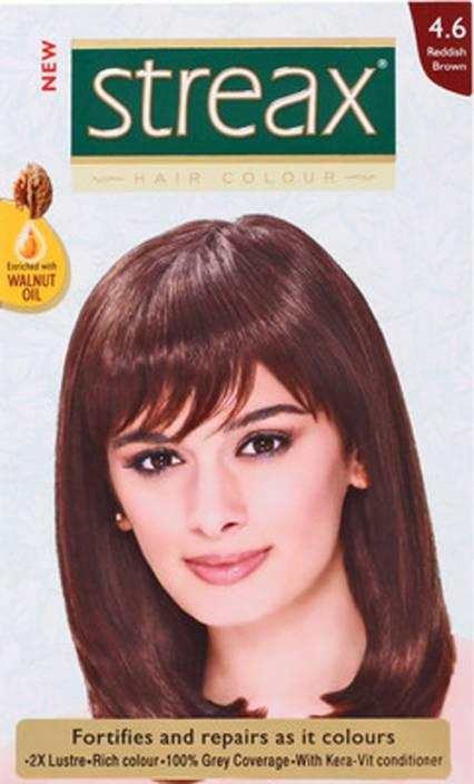 Streax RB4.6 Hair Color