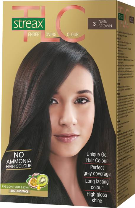 Streax Tender Loving Colour Hair Color