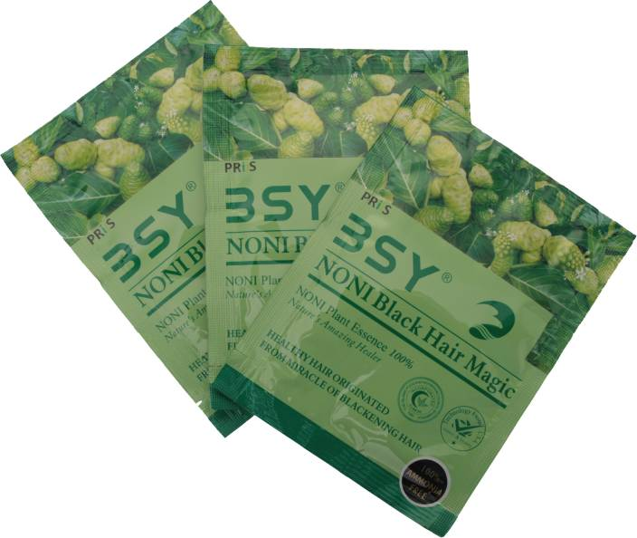 BSY Shampoo dye Hair Color