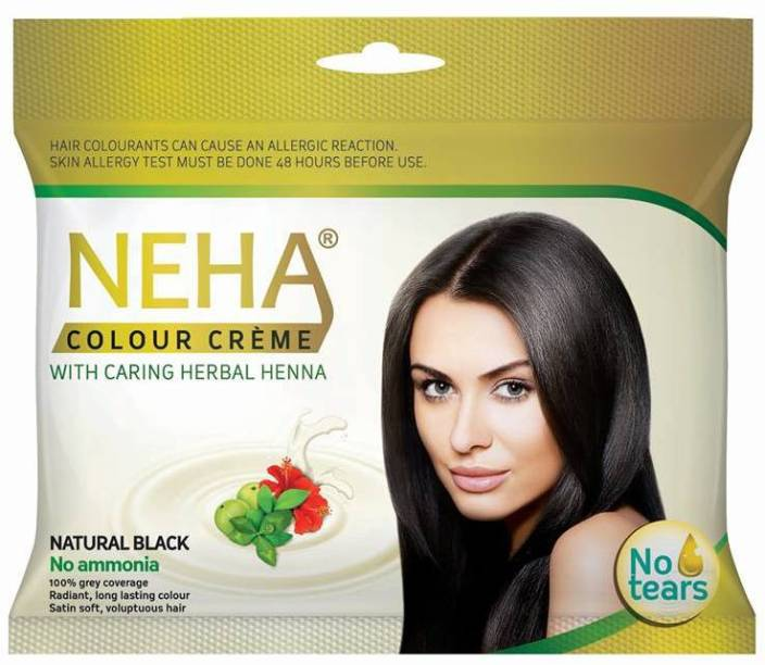 Neha Colour Creme Hair Color Price In India Buy Neha Colour Creme