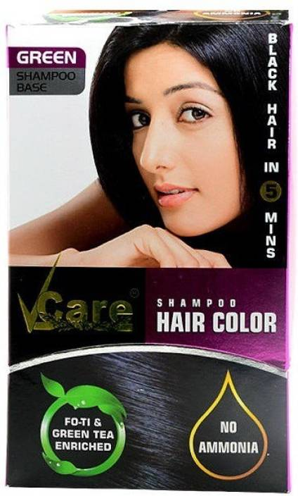 Vcare Shampoo Hair Color - Price in India, Buy Vcare Shampoo Hair ...