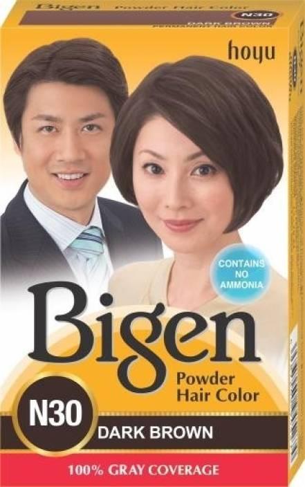 Bigen Powder Dark N30 Hair Color