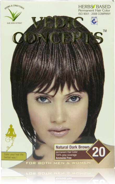 Vedic Concepts Herbal Hair Color