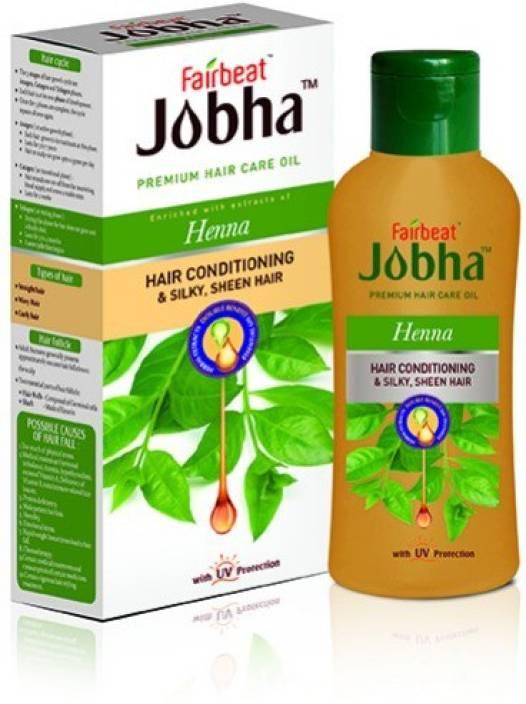 Fairbeat Jobha Henna Hair Oil Price In India Buy Fairbeat Jobha