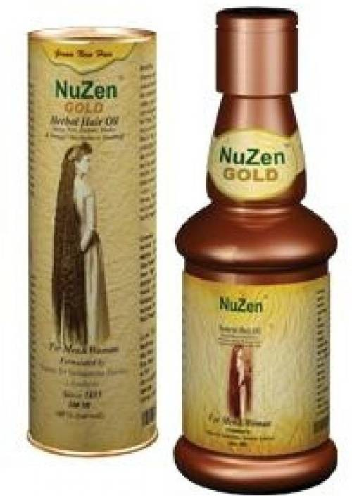 Nuzen Gold Herbal  Hair Oil