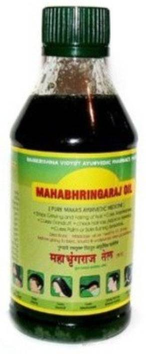 Mahabhringraj Oil Hair Oil - Price in India, Buy Mahabhringraj Oil ...