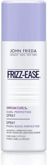 John Frieda Frizz Ease Dream Curls Curl Perfecting Spray Hair Styler
