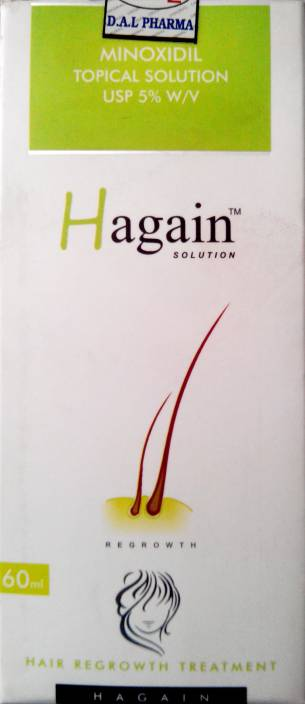 Dal Pharma Hagain Minoxidil 5% Solution