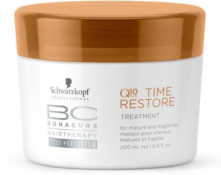 ab9c16be0f Schwarzkopf Bonacure Q10 Plus Time Restore Treatment - Price in ...