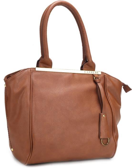 9fb8575902 Buy Caprese Shoulder Bag Tan Online   Best Price in India