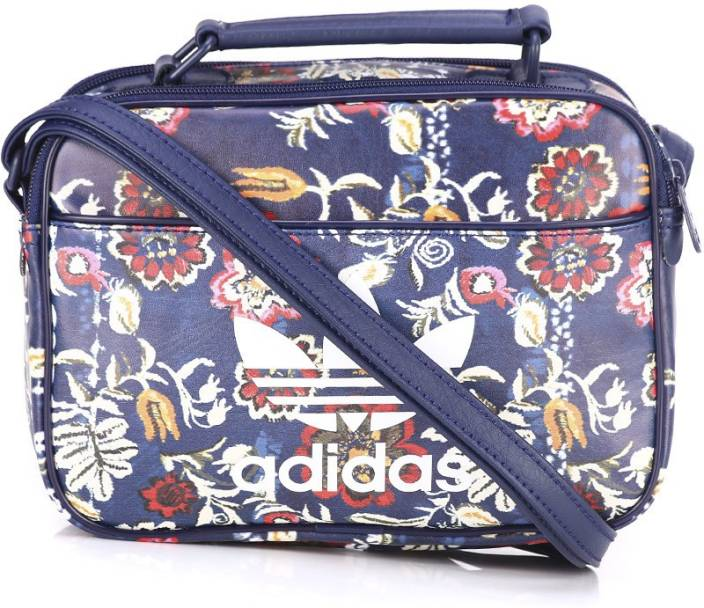 6a1e04d187eb Buy ADIDAS Shoulder Bag MULTCO DKBLUE Online   Best Price in India ...