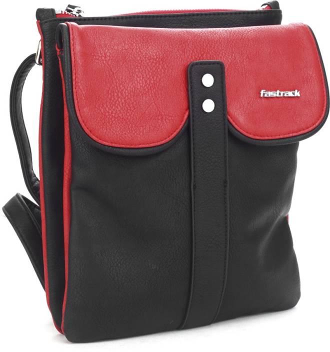 Buy Fastrack Sling Bag red Online @ Best Price in India   Flipkart.com