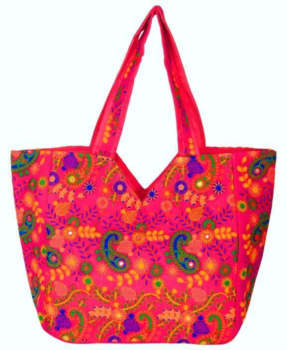 2a31145f3c7 Buy Violet Shoulder Bag MULTI COLOR Online @ Best Price in India ...