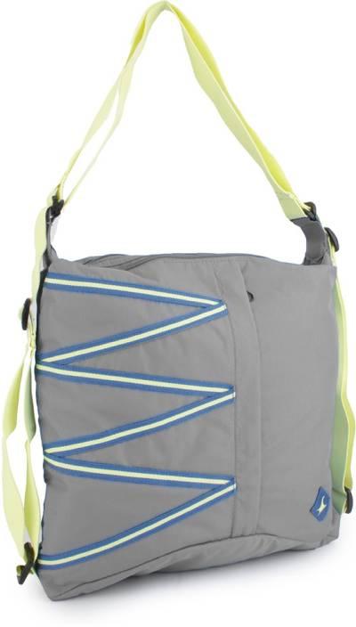 Buy Fastrack Shoulder Bag Grey Online @ Best Price in ...